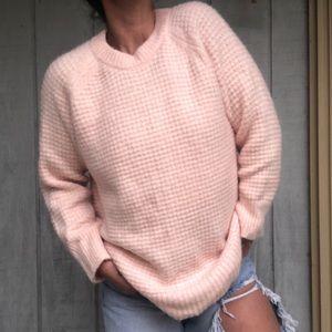 Lou&Grey Blush Oversized Sweater